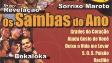 Capa_Vários_Os_Sambas_Do_Ano