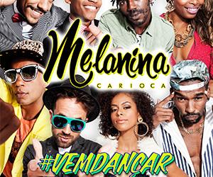 cd completo de melanina carioca
