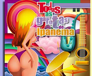 Capa_Todas As Garotas de Ipanema