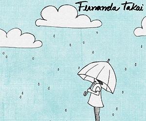 Capa_Fernanda_Takai_Ritmo_da_Chuva