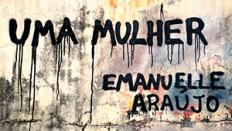 Capa_EmmanuelleAraújo_UmaMulher
