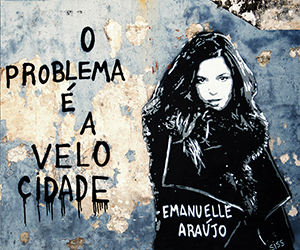 Baixar Emanuelle Araújo – O Problema é a Velocidade (2016)