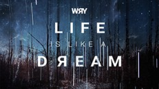 Capa_Wry_LifeisLikeaDream