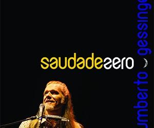 Capa_HumbertoGessinger_SaudadeZero