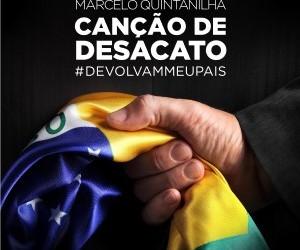 Capa_MarceloQuintanilha_CançãodoDesacato