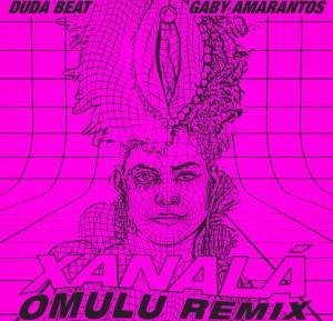 Capa _Xanalá (Omulu Remix)