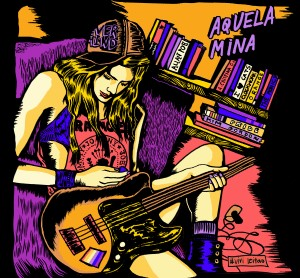 Capa_TheMonic_AquelaMina(Acoustic)