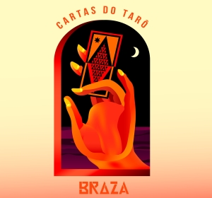 Capa Cartas de Tarô